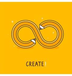 create concept vector image