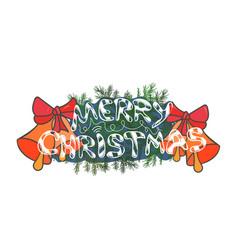 christmastreedecoration vector image