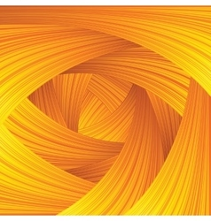 Abstract Yellow Bright Background vector image