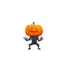 Pixel art jack vector