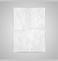 realistic paper vector image