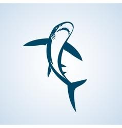 Shark - vector image