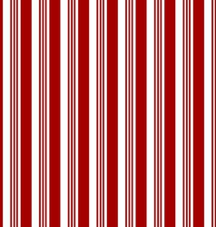Candy cane stripe vector image