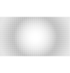 dotted abstract background monochrome vector image