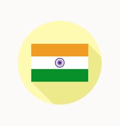 National flag india vector