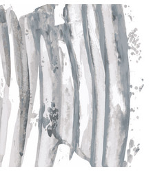 White gray black scribble marble watercolor vector