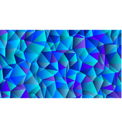 cerulean and blue backdrop clear crystal bg vector image