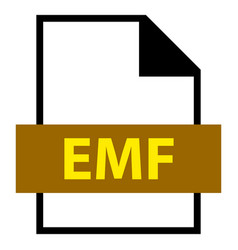 file name extension emf type vector image