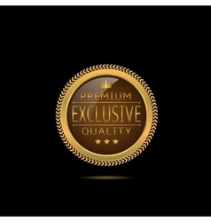 Exclusive quality label vector