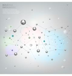 Molecule Background 01 A vector