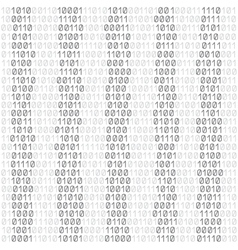 White code background vector