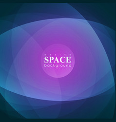 abstract dark blue background futuristic concept vector image
