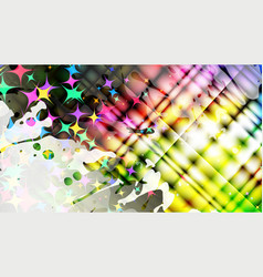 Abstract grunge colorful background vector