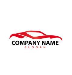 car logotype 3 vector image