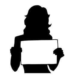 High quality origiinal of a woman vector image