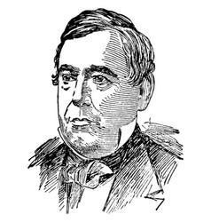 Thomas corwin vintage vector