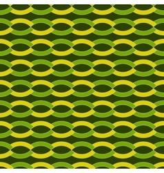 Wave geometric seamless pattern 808 vector image