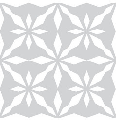 art abstract geometric light white gray pattern vector image
