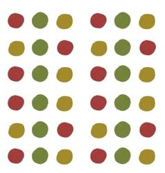 Oil round pattern vector