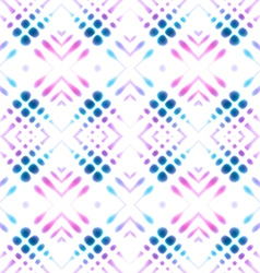 Abstract seamless blur contemporary pattern vector