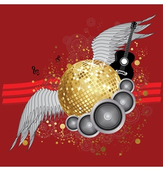 Abstract party design3 vector image