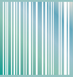 abstract corporate sea green vertical stripes vector image