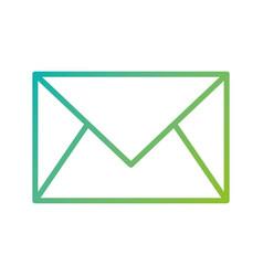 email envelope letter message communication vector image