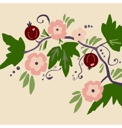 High quality original of rosehip vector