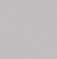 Natural french grey ditsy leaf texture background vector