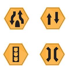 Set transit signals vector