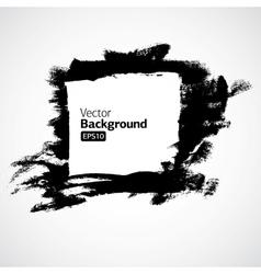 ink frame vector image vector image