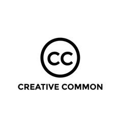 Creative common icon design template isolated vector