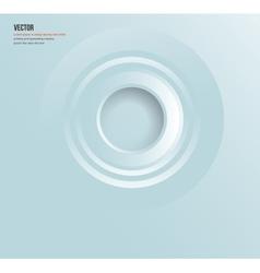 Abstract web design bubble vector image