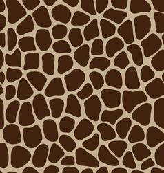 Leather giraffe 3 vector