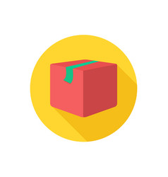 package icon sign symbol vector image
