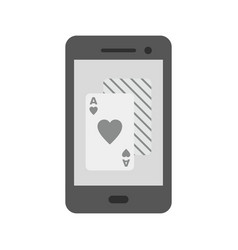 Phone gambling vector