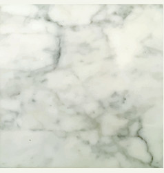White marble background texture vector