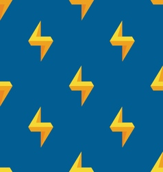 Super Thunder Pattern vector image vector image