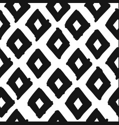 abstract geometric fabric pattern for your design vector image