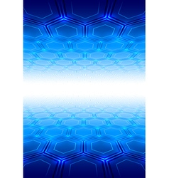 Abstraction with perspective vector