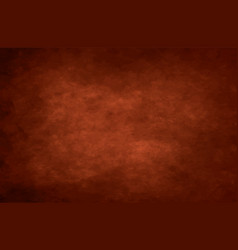 Brown cloudy grunge background vector
