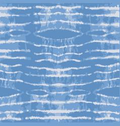 Thin tie dye stripes seamless pattern hand vector