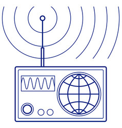 Broadcasting concept vector