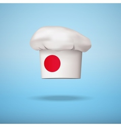 Japanese national cuisine vector image vector image