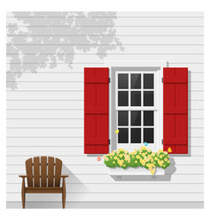 Architectural element window background 3 vector