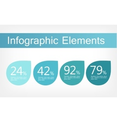 Infographic Elements vector