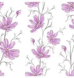 Buttercup seamless pattern vector