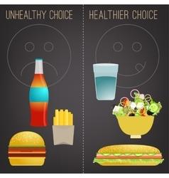 Nutrition vecor infographic vector