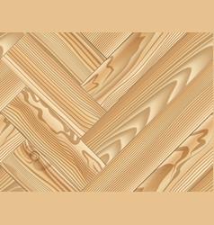 wood floor parquet seamless pattern vector image vector image