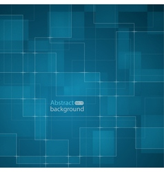 Modern abstract background with colored lines vector